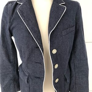 Ralph Lauren Jeans Co. Women's Blazer Sz Small